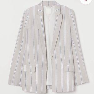 H&M Straight-cut blazer